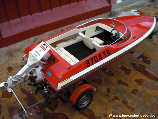 POWER BOAT PIRANHA ESPADA