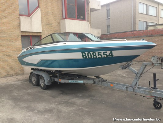 Speedboat GLASTRON 207 103KW