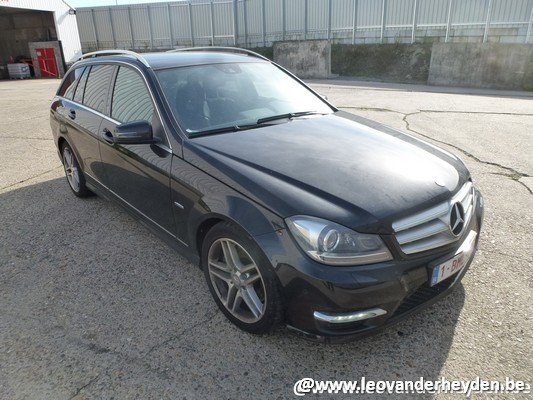 MERCEDES C 300 CDI 4-MATIC