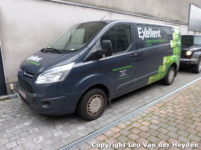 FORD TRANSIT CUSTOM 12/13