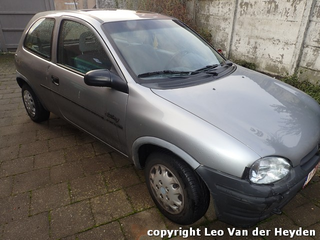 OPEL CORSA 1995 BEGIN OP 1€