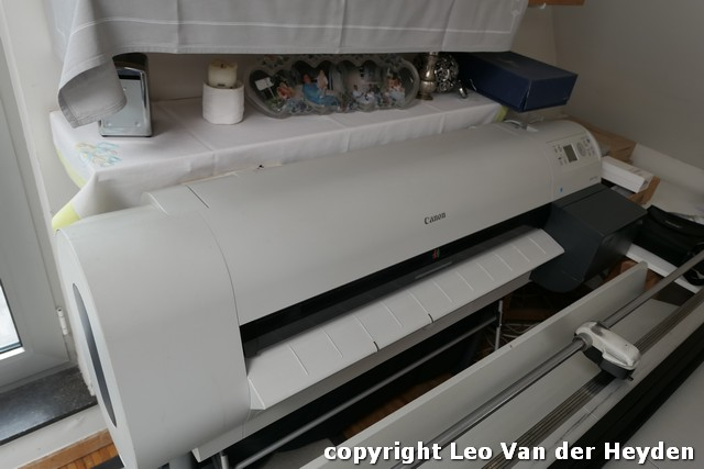 PLOTTER / PLANSNIJMACHINE / PRINTER